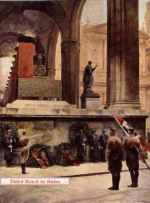 Putsch memorial