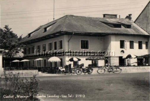Afbeeldingsresultaat voor Gasthaus Wiesinger leonding