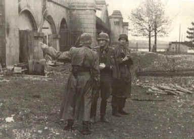 Hitler Visits Vienna