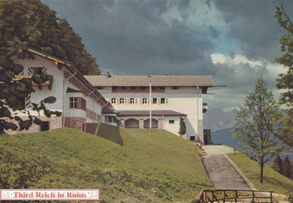 The Obersalzberg The Website Of Jim Snowden Author