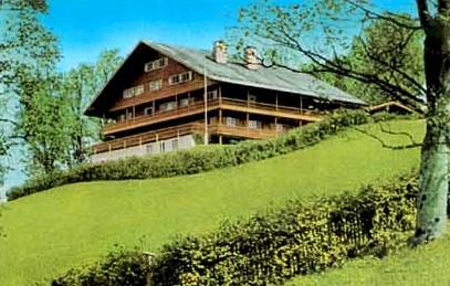 Bormann/Goering Houses