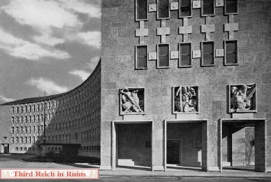 Nazi architecture images galleries for Architecture nazi