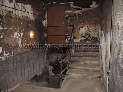 the basement levels also contain the so called film bunker a series of