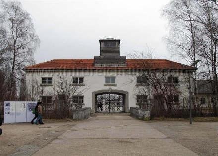 Dachau location