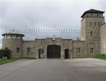 GoogleMaps link to Mauthausen